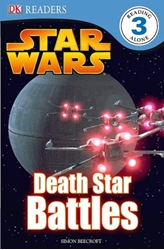 Picture of DK Readers Level 3 Star Wars Death Star Battles