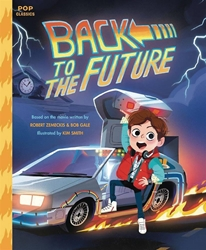 Picture of Back to the Future Illustrated Storybook HC