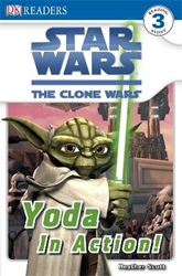 Picture of DK Readers Level 3 Star Wars Yoda in Action