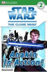 Picture of DK Readers Level 2 Star Wars Clone Wars Anakin in Action
