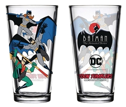 Picture of Batman Robin and Batgirl Animated Series Toon Tumbler