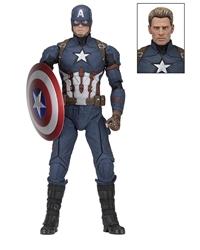 Picture of Captain America Civil War 1:4 Scale Figure