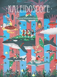 Picture of Kaleidoscope Art of Illustrative Storytelling HC