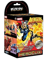 Picture of Marvel HeroClix Avengers Infinity Colossal Booster