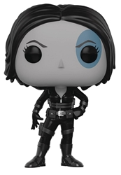 Picture of Pop Marvel Deadpool Domino Vinyl Figure