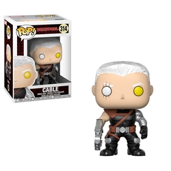 Picture of Pop Marvel Deadpool Cable Vinyl Figure