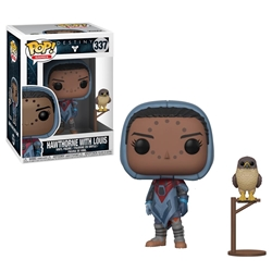 Picture of Pop Games Destiny Hawthorne w/Louis Vinyl Figure