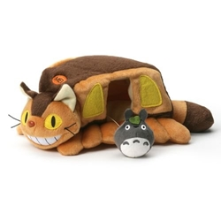 Picture of Totoro Cat Bus House Plush