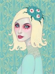 Picture of Tara McPherson Eyes On You Print