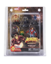 Picture of Marvel HeroClix Avengers Infinity Fast Forces Set