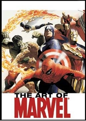 Picture of Art of Marvel Vol 01 HC