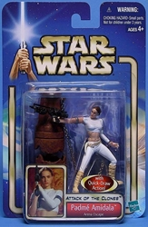 Picture of Star Wars Attack of the Clones Padme Amidala (Arena Escape) #2 Action Figure