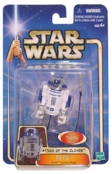 Picture of Star Wars Saga R2-D2 (Droid Factory Flight) #09 Action Figure