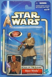 Picture of Star Wars Saga Mace Windu (Geonosian Rescue) #28 Action Figure