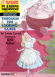 Picture of Classics Illustrated Vol 03 HC Through The Looking-Glass