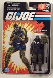 Picture of GI Joe Arctic Trooper Codename Snake Eyes Action Figure