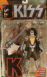 Picture of KISS Gene Simmons Action Figure
