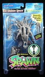 Picture of Spawn Series 4 Exo-Skeleton Spawn Action Figure