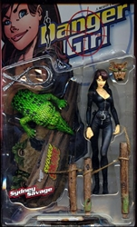 Picture of Danger Girl Sydney Savage Action Figure