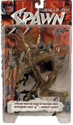 Picture of Spawn Curse of Spawn Series 2 Jessica Priest and Mr. Obersmith Figure