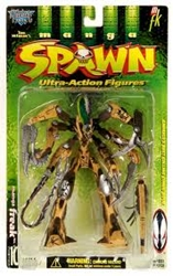 Picture of Spawn Freak Manga Series 10 Action Figure