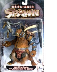 Picture of Spawn Series 11 Dark Ages Series 1 The Ogre Action Figure