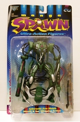 Picture of Spawn Series 9 Manga Series 1 Manga Curse Action Figure