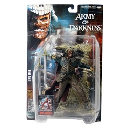 Picture of Army of Darkness Evil Ash Movie Maniacs Series 4 Action Figure
