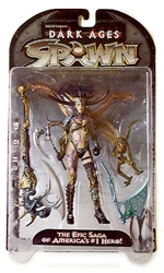 Picture of Spawn Series 11 Dark Ages Skull Queen Action Figure