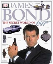Picture of James Bond the Secret World of 007 HC