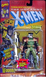 Picture of X-Men Wolverine 5th Edition Exclusive Toybiz Action Figure