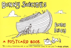 Picture of Bunny Suicides A Postcard Book
