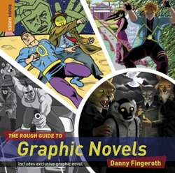 Picture of Rough Guide to Graphic Novels SC