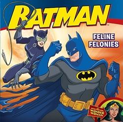 Picture of Batman Feline Felonies SC