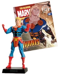 Picture of Classic Marvel Figurine Collection Magazine #109 Ikaris