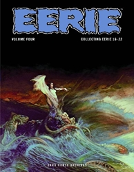 Picture of Eerie Archives Vol 04 HC
