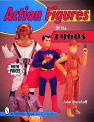 Picture of Action Figures of the 1960's SC