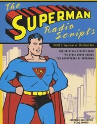 Picture of Superman Radio Scripts Vol 01 SC Superman vs. the Atom Man
