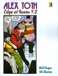 Picture of Alex Toth Edge of Genius TP VOL 02