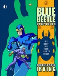 Picture of Blue Beetle Companion: His Many Lives from 1939 to Today