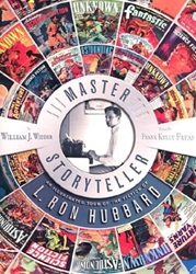 Picture of Master Storyteller: An Illustrated Tour of the Fiction of L. Ron Hubbard HC