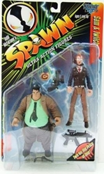 Picture of Spawn Sam and Twitch Series 7 Action Figure