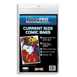 Picture of Comic Current Bag 100-Count Pack