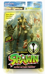 Picture of Spawn She-Spawn Ultra-Action Figure