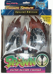 Picture of Spawn Future Spawn Series 3 Action Figure