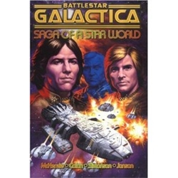 Picture of Battlestar Galactica TP VOL 01 Saga of a Star World
