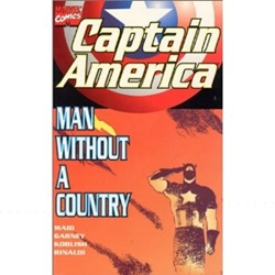 Picture of Captain America SC Man Without a Country