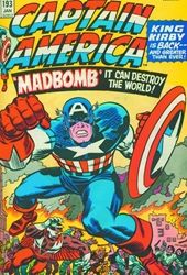 Picture of Captain America and Falcon Madbomb SC