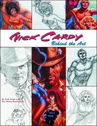 Picture of Nick Cardy Behind the Art HC