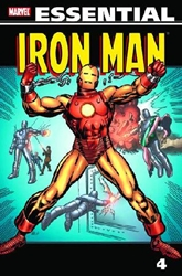 Picture of Essential Iron Man TP VOL 04